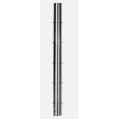 tube-diametre-42mm-grain-320-inox-316-avec-percage-8mm-R0014