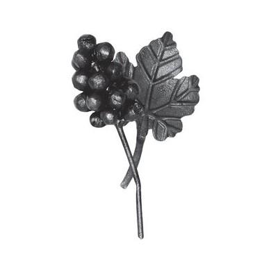 grappe-raisin-en-acier-feuille-vigne-fer-decoration-garde-fous-portail-p0327