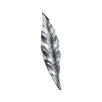 feuille-laurier-en-fer-tole-acier-decoration-interieur-exterieur-p0300