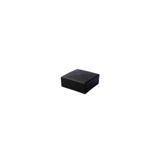 embout tube envellopant carre bouchon 40x40 60x60 www. Black Bedroom Furniture Sets. Home Design Ideas