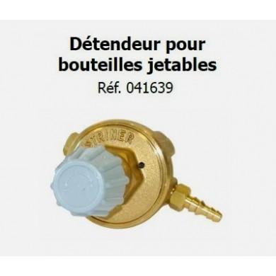 DETENDEUR P/BOUTEILLES JETABLES GYS QUALITÉ PRO