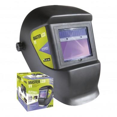 MASQUE LCD MASTER 11 CAGOULE DE SOUDEUR GYS QUALITÉ PRO