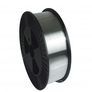 FIL PLEIN ALU ALMG5 Ø 0,8 MM - BOBINE PVC - S200 / 2 KG GYS