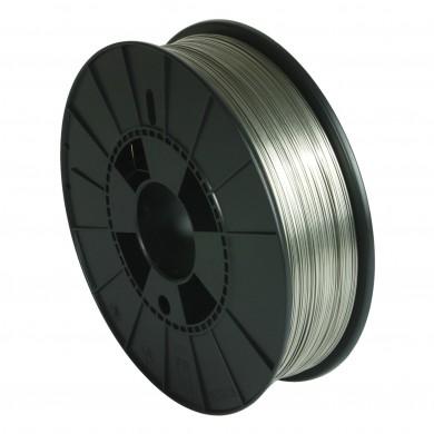 FIL PLEIN INOX ER308LSI Ø 0,8 MM BOBINE PVC - S200 / 5 KG GYS