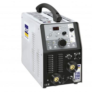 POSTE SOUDURE TIG 207 AC/DC HF FV SANS ACCESSOIRES GYS QUALITE PRO