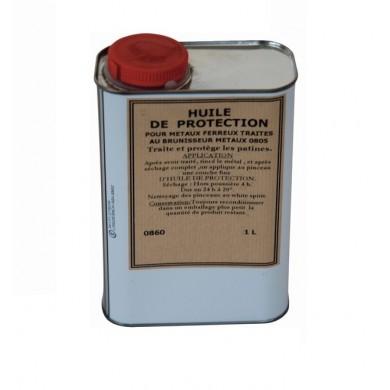Huile de protection pour métaux ferreux (1L)