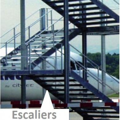 Marche Caillebotis Galvanise Pour Escalier Exterieur