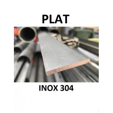 PLAT INOX 304