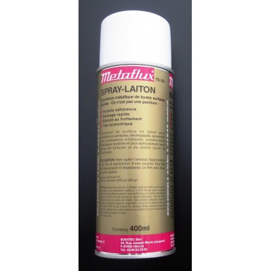 SPRAY LAITON - FORTE TENEUR EN LAITON - 400 ML