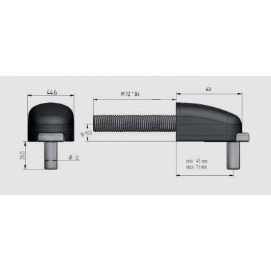 gond-inox-modulo-tige-filetee-diametre-12-sans-cache-avec-cache-P6703