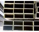 Tube rectangulaire acier galvanisé avec dimension