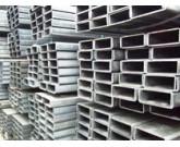 Coulisses U acier - Profil en U acier PAF
