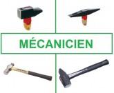 Marteaux de mécanicien, rivoirs, anglais et piquage - www.zabarno.com